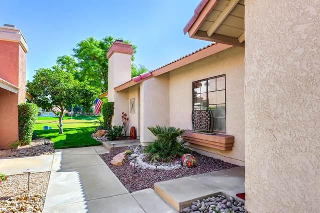 42280 Sand Dune Drive, Palm Desert, CA 92211 (MLS #219051696) :: The Jelmberg Team