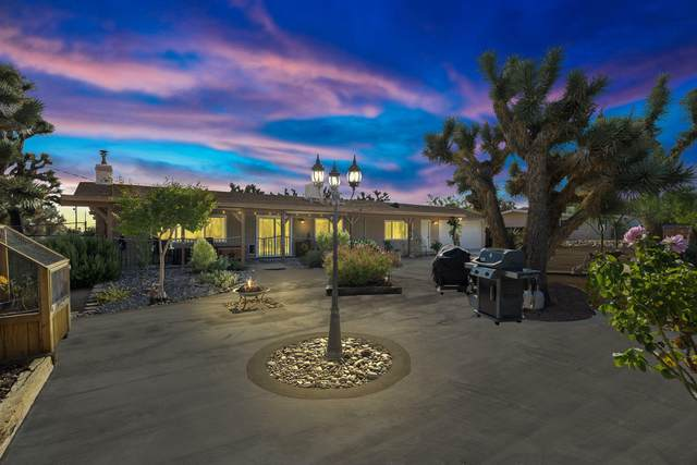 7780 Barberry Avenue, Yucca Valley, CA 92284 (MLS #219051711) :: Mark Wise   Bennion Deville Homes