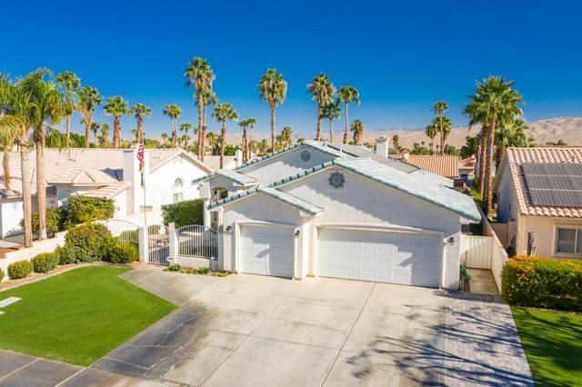 68694 Durango Road, Cathedral City, CA 92234 (MLS #219051728) :: Zwemmer Realty Group