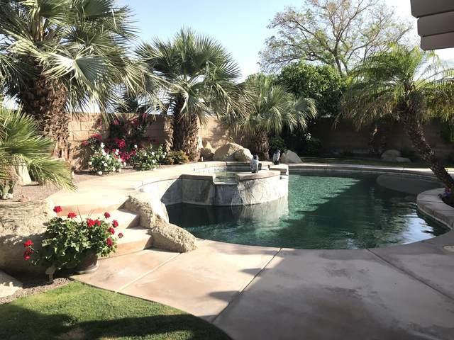 45306 Crystal Springs Drive, Indio, CA 92201 (MLS #219051736) :: Zwemmer Realty Group