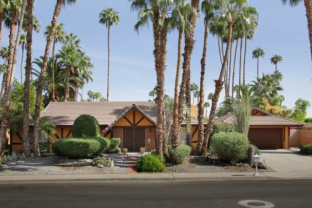 1244 San Mateo Drive, Palm Springs, CA 92264 (MLS #219051739) :: Mark Wise | Bennion Deville Homes