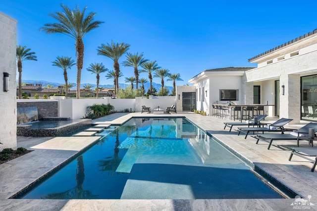 43100 Via Siena, Indian Wells, CA 92210 (MLS #219051761) :: Zwemmer Realty Group