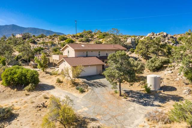 60105 Scenic Dr Drive, Mountain Center, CA 92561 (MLS #219051771) :: The John Jay Group - Bennion Deville Homes