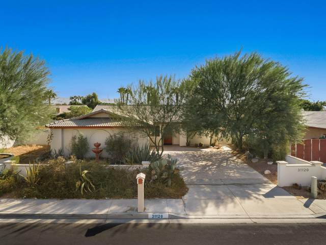 31120 San Vincente Avenue, Cathedral City, CA 92234 (MLS #219051793) :: Zwemmer Realty Group