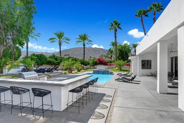 72420 Tanglewood Lane, Rancho Mirage, CA 92270 (MLS #219051803) :: Zwemmer Realty Group