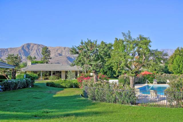 1 Trinity Court, Rancho Mirage, CA 92270 (MLS #219051849) :: The Jelmberg Team