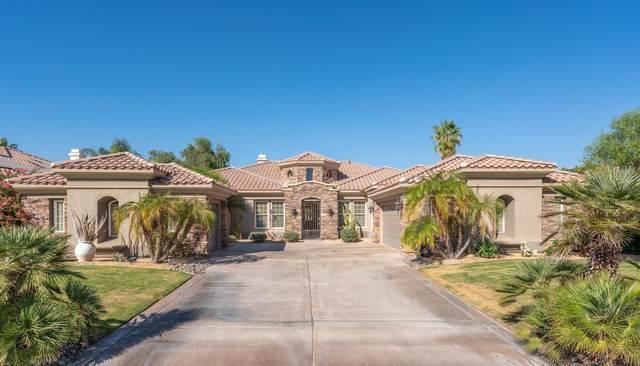 45 Vista Encantada, Rancho Mirage, CA 92270 (MLS #219051852) :: The Jelmberg Team