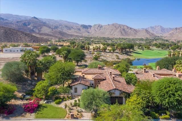 58745 Quarry Ranch Road, La Quinta, CA 92253 (MLS #219051859) :: The Jelmberg Team