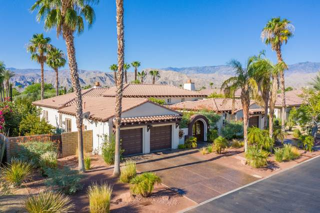10 Oakmont Drive, Rancho Mirage, CA 92270 (MLS #219051971) :: Hacienda Agency Inc