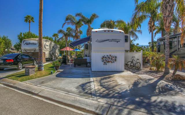 69411 Ramon Road #1165, Cathedral City, CA 92234 (MLS #219051988) :: Hacienda Agency Inc