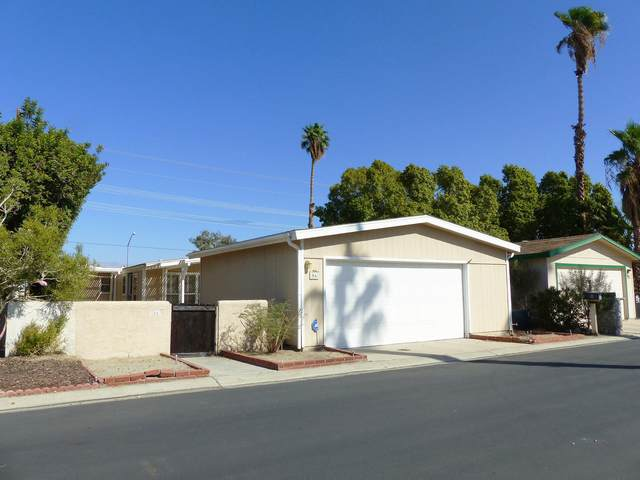 81641 Avenue 48 #86, Indio, CA 92201 (MLS #219051989) :: The Jelmberg Team