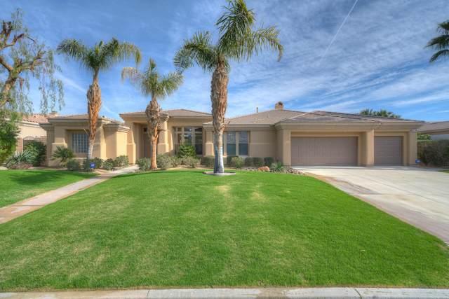 49530 Rancho Las Mariposas, La Quinta, CA 92253 (MLS #219052105) :: The Jelmberg Team