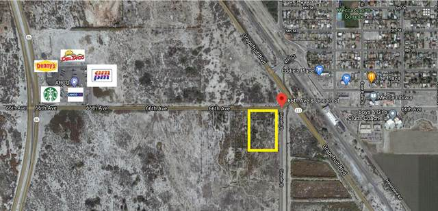 N/A 66th And Lincoln Street Avenue, Mecca, CA 92254 (MLS #219052138) :: KUD Properties