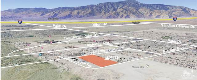 0 N Desert View Ave., Desert Hot Springs, CA 92240 (MLS #219052175) :: Brad Schmett Real Estate Group