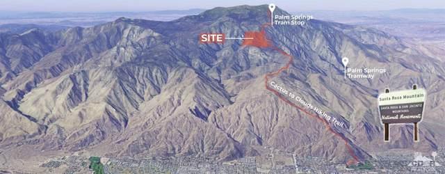 0 Santa Rosa Mountains, Palm Springs, CA 92264 (MLS #219052183) :: Brad Schmett Real Estate Group