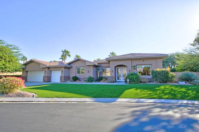 108 Rancho Vista Lane, Rancho Mirage, CA 92270 (MLS #219052233) :: KUD Properties