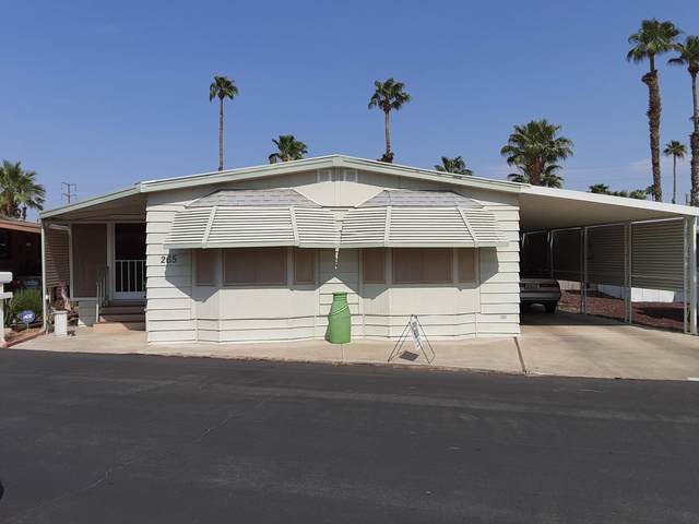 265 Wolf, Cathedral City, CA 92234 (MLS #219052247) :: The Jelmberg Team