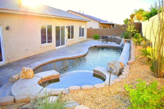 83144 Broadmoor Drive, Indio, CA 92203 (MLS #219052279) :: The Jelmberg Team