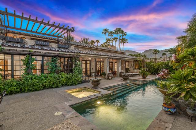 72593 Greenbriar Lane, Palm Desert, CA 92260 (MLS #219052284) :: The Jelmberg Team