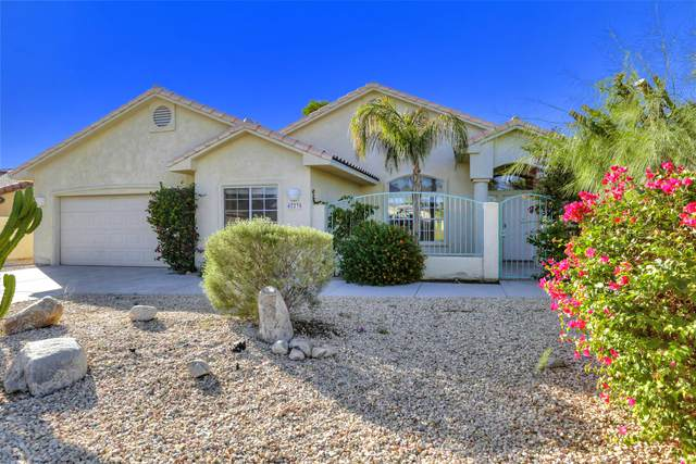 67235 Quijo Road, Cathedral City, CA 92234 (MLS #219052291) :: The Jelmberg Team