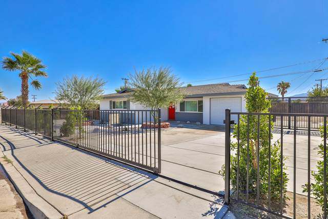 359 W Bon Air Drive, Palm Springs, CA 92262 (MLS #219052298) :: The Jelmberg Team