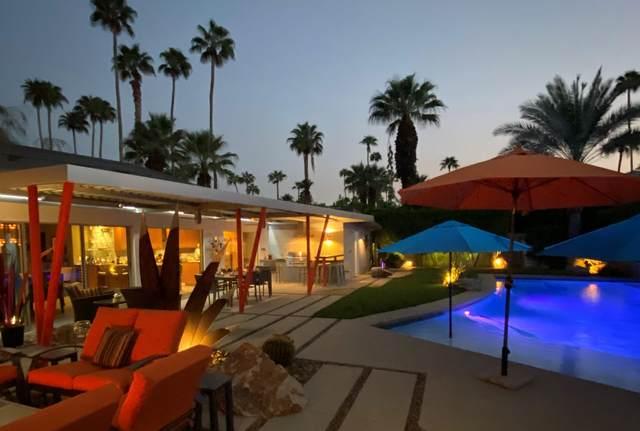 1349 S Sagebrush Road, Palm Springs, CA 92264 (MLS #219052341) :: The Jelmberg Team