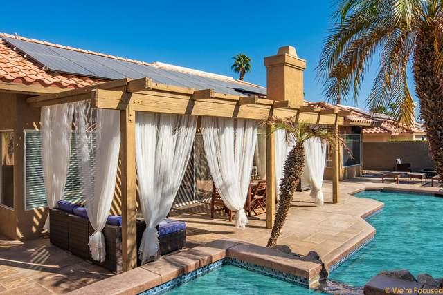 77543 Malone Circle, Palm Desert, CA 92211 (MLS #219052363) :: The Jelmberg Team