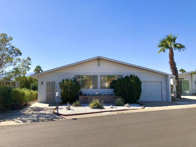 69269 Parkside Dr Drive, Desert Hot Springs, CA 92241 (MLS #219052388) :: The Jelmberg Team