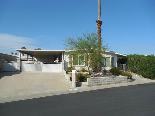 73080 Ridge Circle, Palm Desert, CA 92260 (MLS #219052409) :: The Jelmberg Team