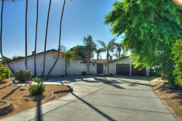 79925 Horseshoe Road, La Quinta, CA 92253 (MLS #219052425) :: The Jelmberg Team
