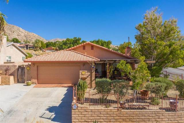 9240 Calle Barranca, Desert Hot Springs, CA 92240 (MLS #219052484) :: Mark Wise | Bennion Deville Homes