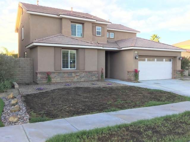 84331 Eremo Way, Indio, CA 92203 (MLS #219052507) :: The Jelmberg Team