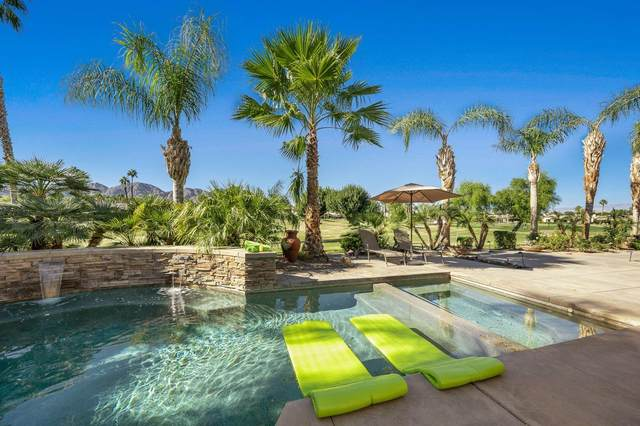 81220 Golf View Drive, La Quinta, CA 92253 (MLS #219052508) :: The Jelmberg Team