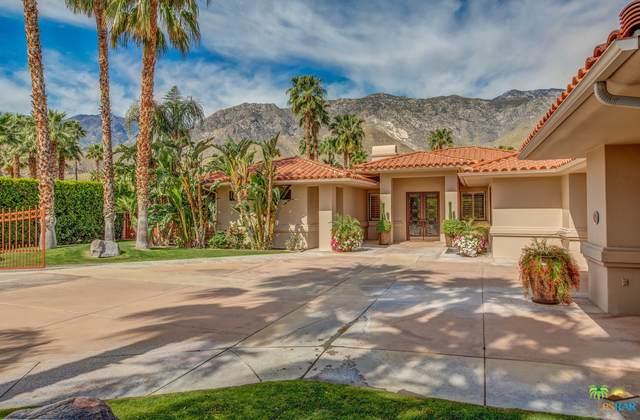 902 E Azalea Circle, Palm Springs, CA 92264 (MLS #219052509) :: The Jelmberg Team