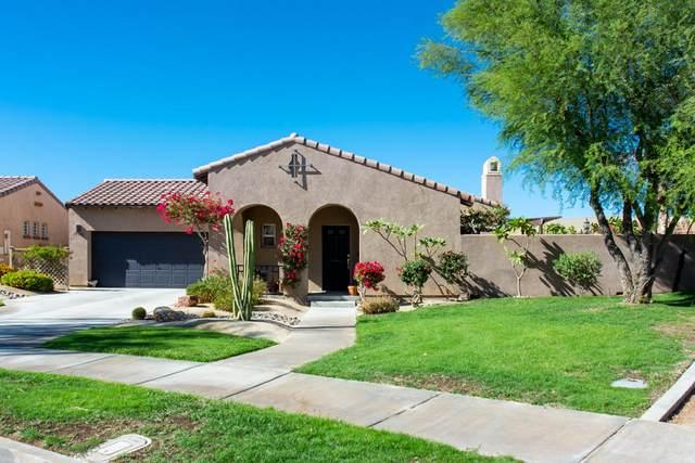 79780 Desert Willow Street, La Quinta, CA 92253 (MLS #219052529) :: The Jelmberg Team