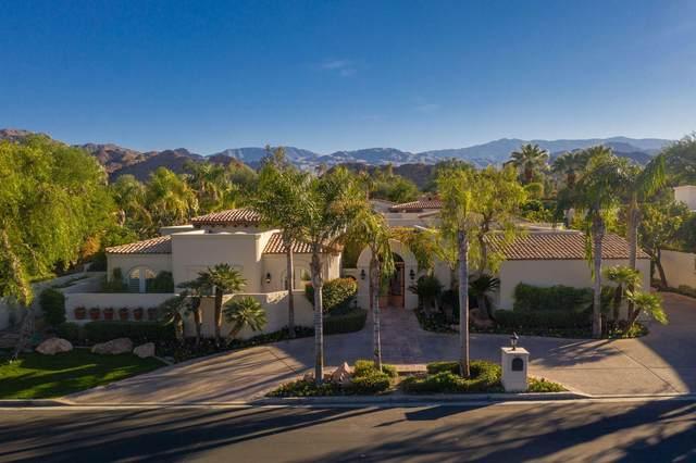 74265 Desert Rose Lane, Indian Wells, CA 92210 (MLS #219052539) :: The Jelmberg Team