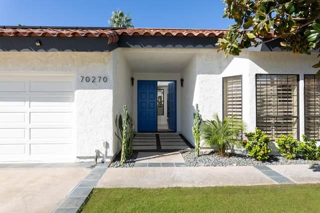 70270 Mottle Circle Circle, Rancho Mirage, CA 92270 (MLS #219052591) :: The Jelmberg Team