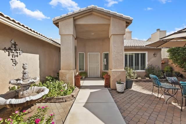 31620 Avenida Del Yermo, Cathedral City, CA 92234 (MLS #219052599) :: Mark Wise | Bennion Deville Homes