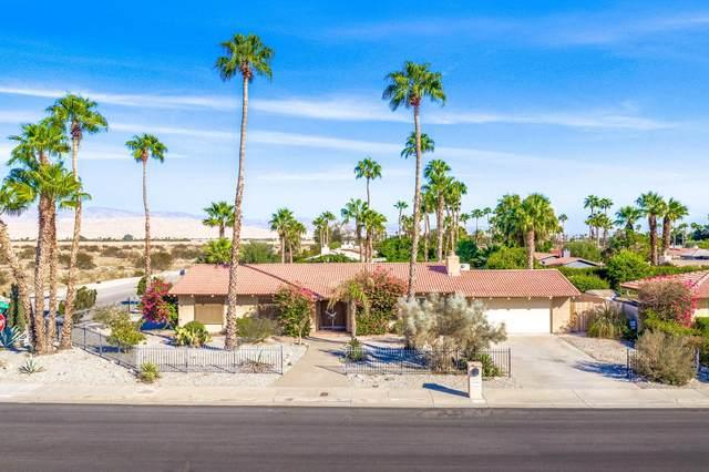 1040 N Cerritos Drive, Palm Springs, CA 92262 (MLS #219052612) :: The Jelmberg Team