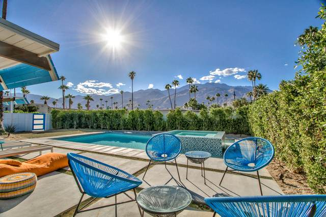 202 N Monterey Road, Palm Springs, CA 92262 (MLS #219052629) :: Mark Wise | Bennion Deville Homes