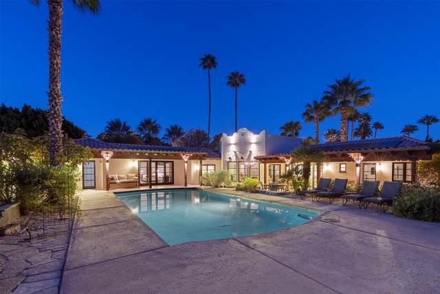 1597 N Kaweah Road, Palm Springs, CA 92262 (MLS #219052652) :: The Jelmberg Team