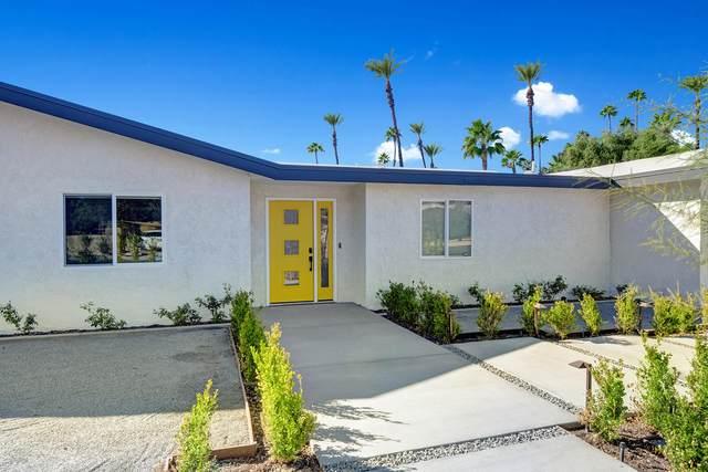 36847 Ferber Drive, Rancho Mirage, CA 92270 (MLS #219052665) :: The Jelmberg Team