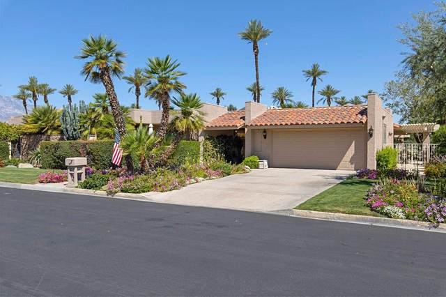 50 Columbia Drive, Rancho Mirage, CA 92270 (MLS #219052688) :: The Jelmberg Team