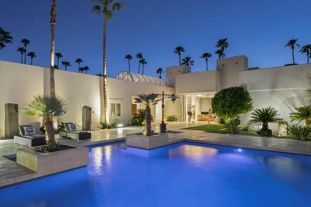 49455 Coachella Drive, La Quinta, CA 92253 (MLS #219052743) :: The Jelmberg Team
