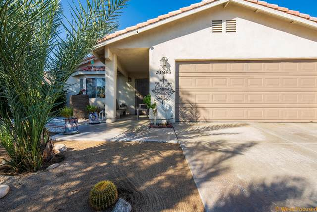 30945 Las Flores Way, Thousand Palms, CA 92276 (MLS #219052746) :: The Jelmberg Team