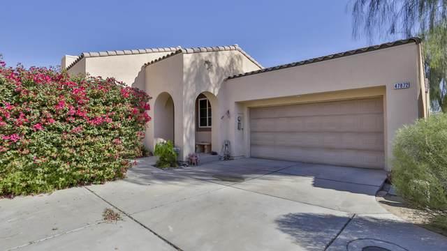 47872 Dancing Butterfly, La Quinta, CA 92253 (MLS #219052749) :: Desert Area Homes For Sale