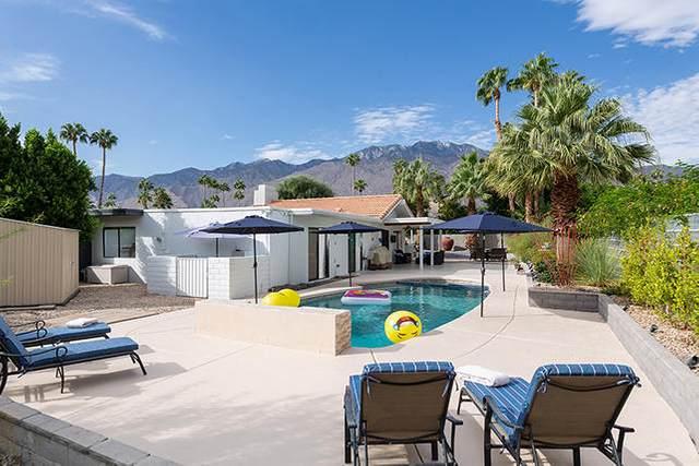 2260 E Calle Conejara, Palm Springs, CA 92262 (MLS #219052819) :: Zwemmer Realty Group