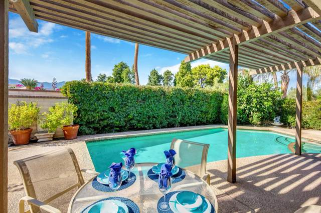 56 Princeton Drive, Rancho Mirage, CA 92270 (MLS #219052845) :: The Jelmberg Team