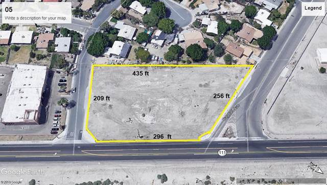 0 Grapefuit Boulevard, Coachella, CA 92236 (MLS #219052849) :: Brad Schmett Real Estate Group