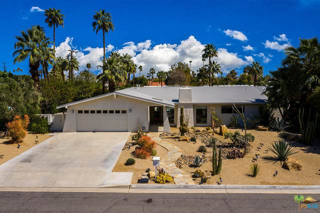 1450 N Vaquero Road, Palm Springs, CA 92262 (MLS #219052864) :: The Jelmberg Team